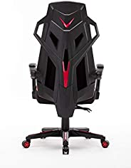 Urban Wave (Model:Orlando) Curved High Back Gaming Chair Office Chair Racing Style with Lumbar and Headrest Su