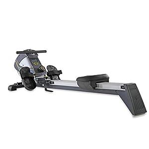 31EOplu60uL. SS300  - Tecnovita by BH YL30Salt Lake Rowing Machine.Folding.Complementary weight training exercises. Flywheel. 5.5kg.Grey.