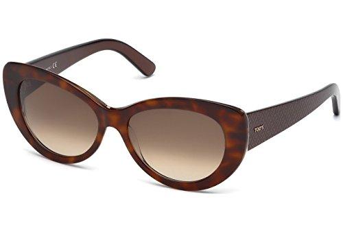 Tod's occhiali da sole to0143 (56 mm) nero