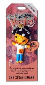 Watchover Voodoo - Schlüsselanhänger - Der Strahlemann
