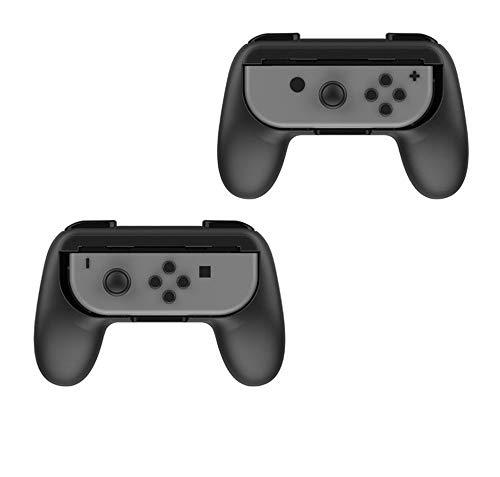 Preisvergleich Produktbild Nintendo Schalter Joy-con Grip - 2 Pack Prämie Nintendo Schalter Joy Con Griffe Grip Wear-Resistant Controller Grip