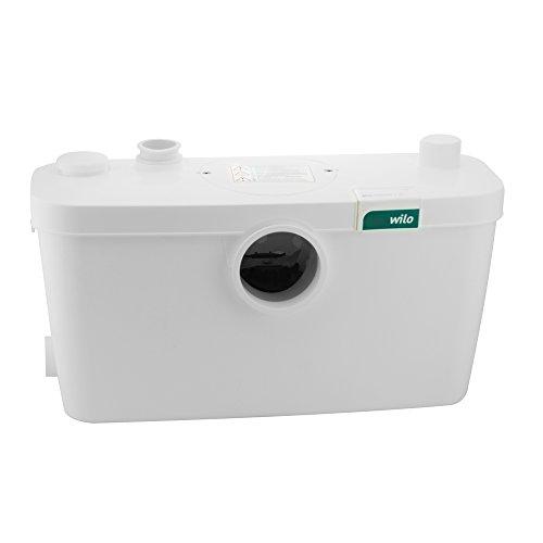 WILO HiSewlift 3-35 Klein Hebeanlage Abwasserpumpe Fäkalien WC mit Schneidwerk Häcksler (4191677)