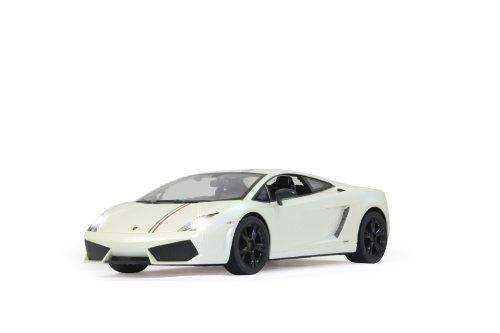 Jamara 404415 - RC Lamborghini Gallardo 1:10 inklusive Fernsteuerung, weiß