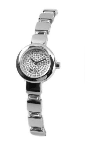 Esprit Damen-Armbanduhr Analog Quarz Edelstahl EL900392002