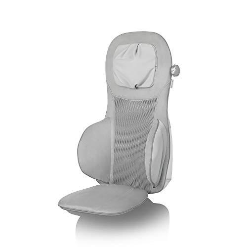 Stil-massage-stuhl (Medisana MC 825 Shiatsu-Massagesitzauflage - Massageauflage mit Akupressur und Spotmassagefunktion - mit verstellbarer Nackenmassage und Wärmefunktion - Entspannung für Rücken und Nacken - 88974)