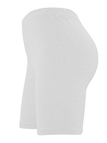 Fashionchic786 - Short - Femme Blanc