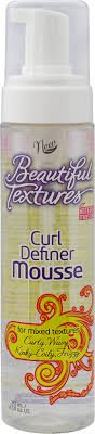 Beautiful Textures Curl Definer Mousse 251 ml