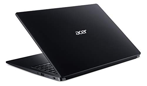 Acer Aspire 3 Thin A315-22 15.6-inch Laptop (A4-9120e/4GB/1TB HDD/Windows 10/AMD Radeon R4 Graphics), Charcoal Black Image 4