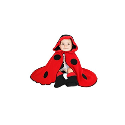 Rubie's Rubies-154683-Kostüm für Babys-Cape, Hut, Handschuhe und - Ruby Hausschuhe Kostüm