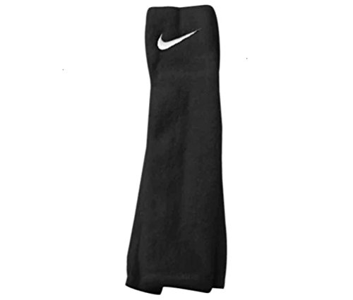 Nike Football Towel (Black/White)