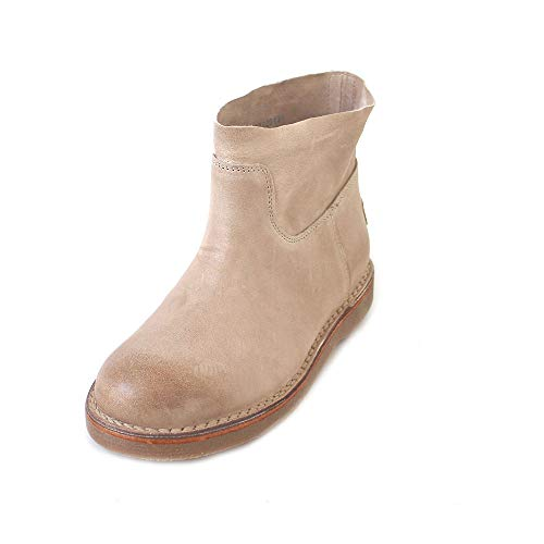 Shabbies Amsterdam Ankle Boot Nappa Leather/beige, Größe:40 -