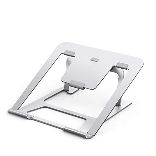 Bijibensanreqi Faltbare Aluminiumlegierung Notebook Kühler Computer Desktop Kühlung Tragbare Und Praktische Halterung (l22.5 * W23.5mm) (Computer Desktop-kühler)