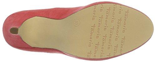 Tamaris 22407, Scarpe con Tacco Donna, 50 EU Rosso (CORAL 563)