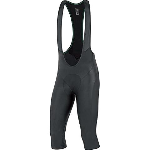 Gore Bike Wear Element - Pirata con tirantes 3/4 para hombre, color negro, talla XXL