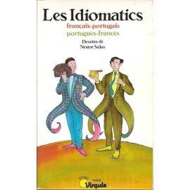 vignette de 'Les Idiomatics français-portugais, portugués-francés (Geneviève Blum)'