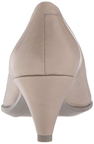 ECCO Shape 45 Pointy Sleek, Scarpe con Tacco Donna Grigio (Moon Rock)