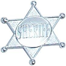 DISBACANAL Placa Sheriff