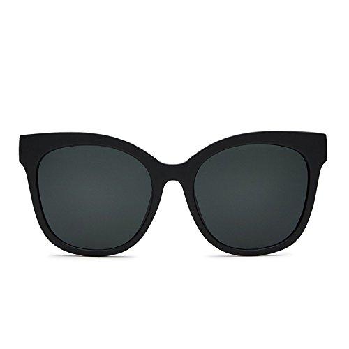 Quay Eyewear It's My Way, Montures de lunettes Femme, Noir (Black/Smoke), 150