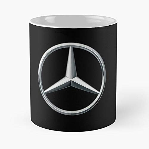 Mer-cedes Benz Logo Black Tshirt Classic Mug Best Gift For Your Friends