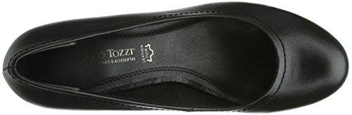 Damen Pumps Schwarz 2 Antic 22307 black Marco Tozzi Premio zvxvU6