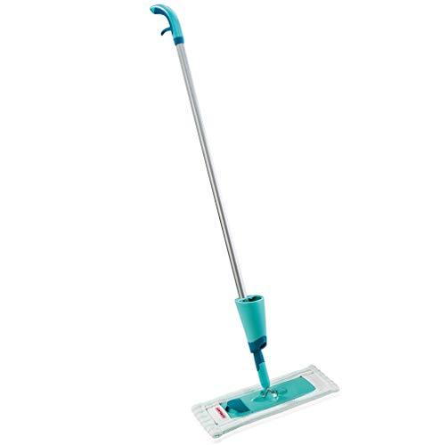 Leifheit Komfort Sprühwischer Easy Spray XL für schnelle Reinigung, Spray Mop mit Sprühdüse, Wischer mit Wassertank und 2-Faser-Wischbezug