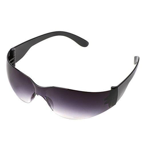 Wiffe Outdoor-Sport Radfahren Gläser UV400 Fahrrad Winddicht Eyewear Reit Männer Frauen Goggles Motorrad Mountainbike Zubehör (Grau)