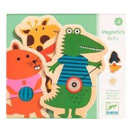 djeco calendari di advientoimanes E giocattoli magnéticosdjecomagnéticos belty, Multicolore (15)