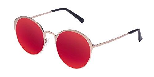 HAWKERS · FAIRFAX · Gold ·  Red  · Herren und Damen Sonnenbrillen