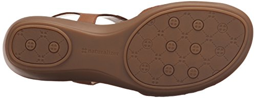 Naturalizer Network Femmes Cuir Sandale Tan