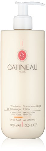Gatineau Tan Accelerating Lotion For Face & Body Before And After Sun Care 400ml - Gatineau Körperpflege