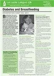 Diabetes and Breastfeeding