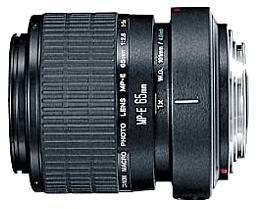 Lupe 4-5x (Canon MP-E 65mm 1:2,8, 1-5fach Lupenobjektiv Objektiv)
