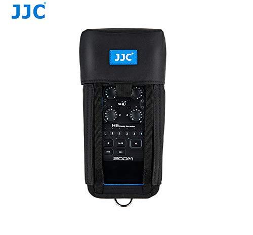 JJC HRP-H6 Handy-Tasche für Zoom H6, Schwarz -