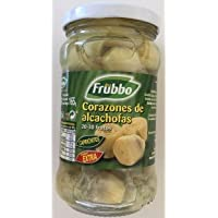 Alcachofas caprichitos de Frubbo 20/30