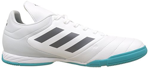 adidas Copa Tango 17.3 In, Chaussures de Football Entrainement Homme Blanc (Footwear White/Onix/Clear Grey)
