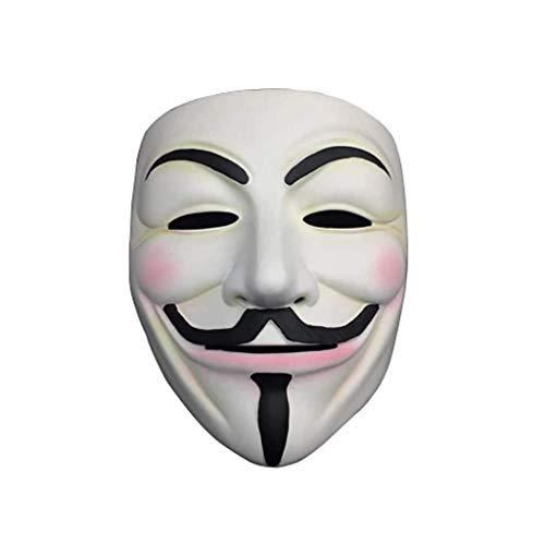 r Kostüm, Clown Maske Cosplay Props Geschenke Unisex - Erwachsene, Single Size ()