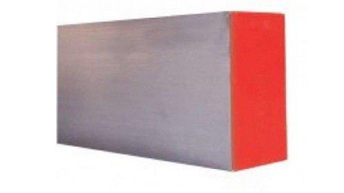 Regla Aluminio Stadia Staggia Albañil Con Tapones-Todas Las Medidas