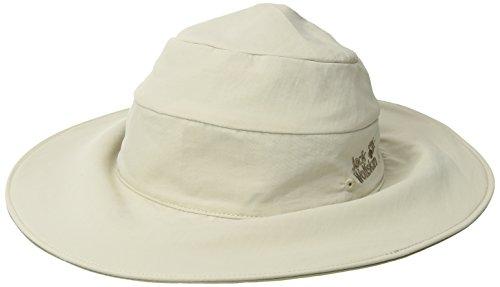 Jack Wolfskin Supplex Atacama Hat Frauen, Damen, 1905831, Light Sand, S