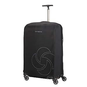 Samsonite Global Travel Accessories - Housse de Valise Pliable M, Noir (Black)