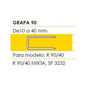 Cevik MCGR90-15 - Grapa 90 Largo 15 mm. Caja de 5 Millares