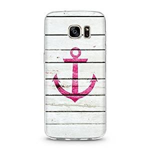 Casetic   Handyhülle für Samsung Galaxy S8 Anker Pink Schutzhülle Cover Schutz Hülle Schale Case Motiv (Samsung S8, Anker Pink)