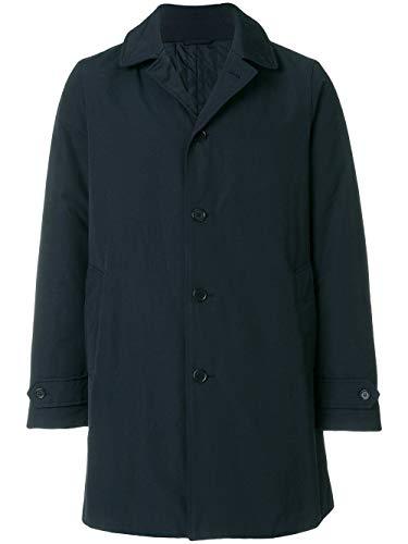 ASPESI Giacca Outerwear Uomo 3I41753250101 Cotone Blu