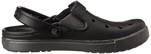 Crocs Unisex Adulti Citilane Zoccoli Neri (nero / Grafite)