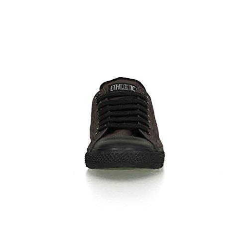 Ethletic Black Cap Vegan LoCut - Farbe Pewter Grey/Black Aus Bio-Baumwolle Größe 45 - 6