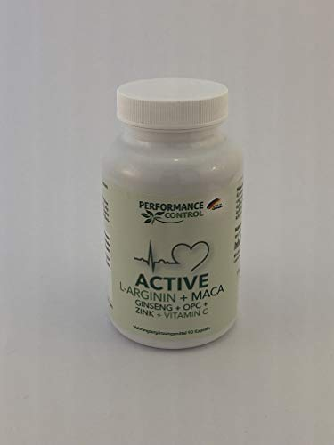Performance Control ACTIVE Potenzmittel - 2