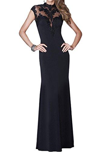 Toscane mariée ladiesfashion une épaule abendkleider courte en mousseline de danse brautjungfernkleider cocktail Bleu Marine