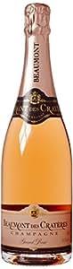 Beaumont des Crayeres Grand Rose Non Vintage Champagne, 75 cl