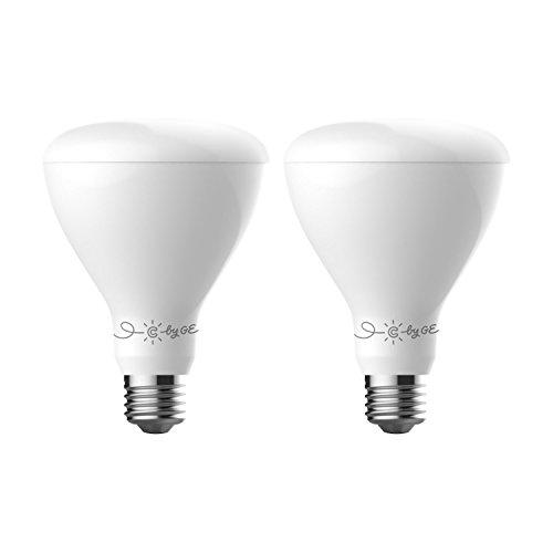 C by GE C-Life Smart LED-Flutlicht, für den Innenbereich, Weiß Weiß (Soft White) -