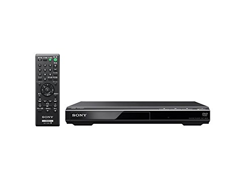 Generic Sony DVD Player (CPRM compatible) DVP-SR20