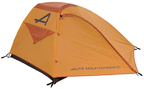 ALPS Mountaineering Zephyr 2 Dome Tent, Brown, One Size -